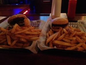 Killer Burger located on Washington St in Portland, OR